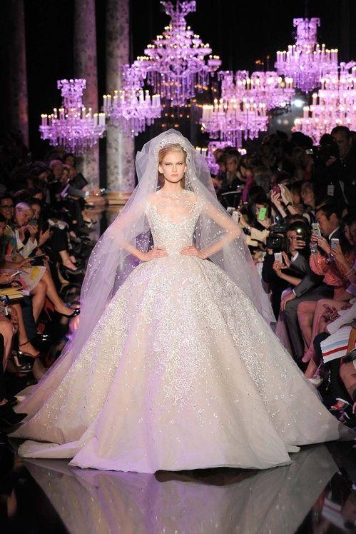 Свадьба - 18 Robes De Mariée Haute Couture Signées Elie Saab