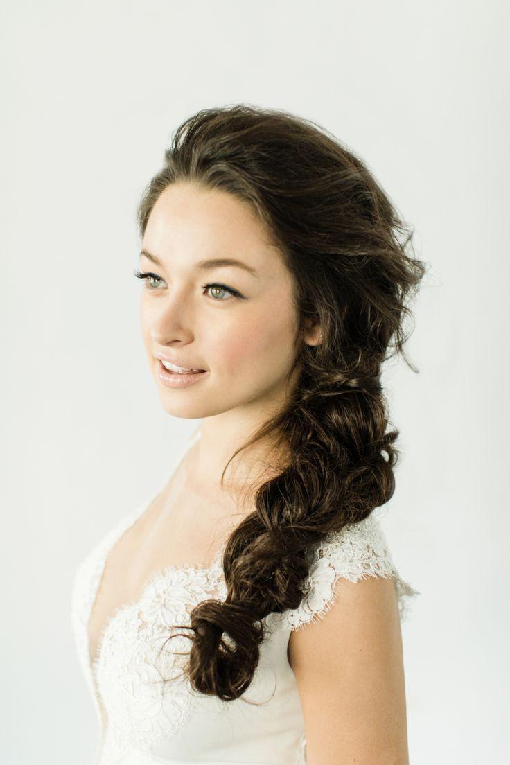 زفاف - How To Get The Chicest No Makeup, Makeup Look With TEAM Hair & Makeup
