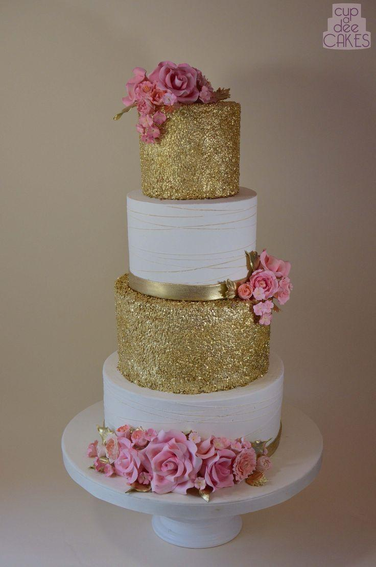 Mariage - Multi-layered Wedding Cake