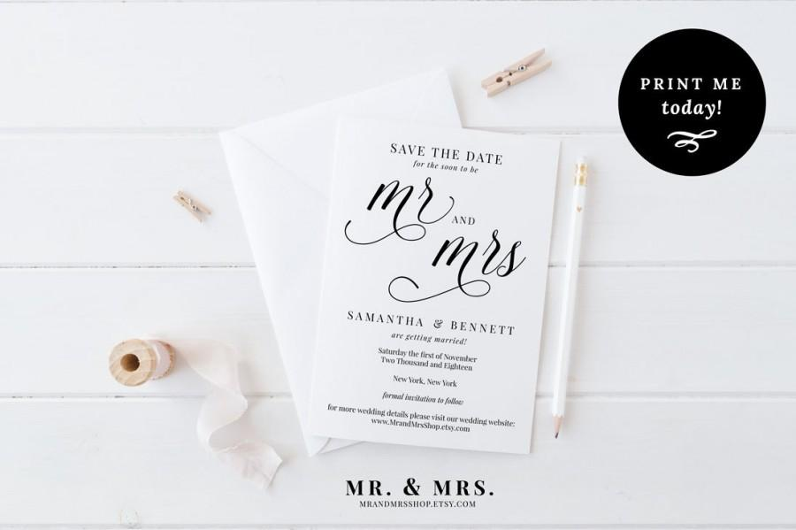save the date printable save the date template rustic save the
