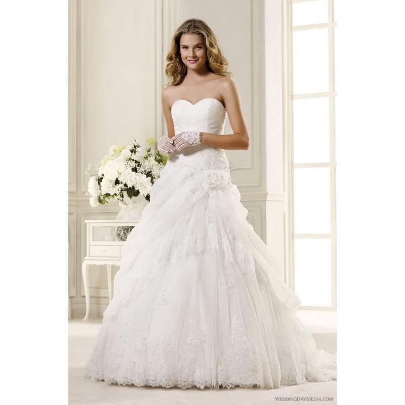 Свадьба - Nicole NIAB14057IV Nicole Wedding Dresses Nicole 2014 - Rosy Bridesmaid Dresses