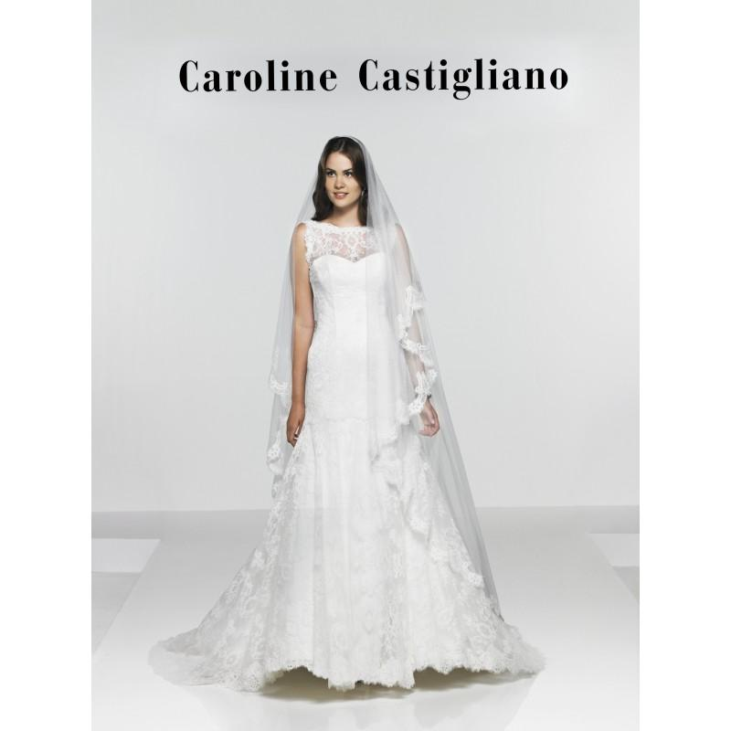 Wedding - Caroline Castigliano Stella - Stunning Cheap Wedding Dresses