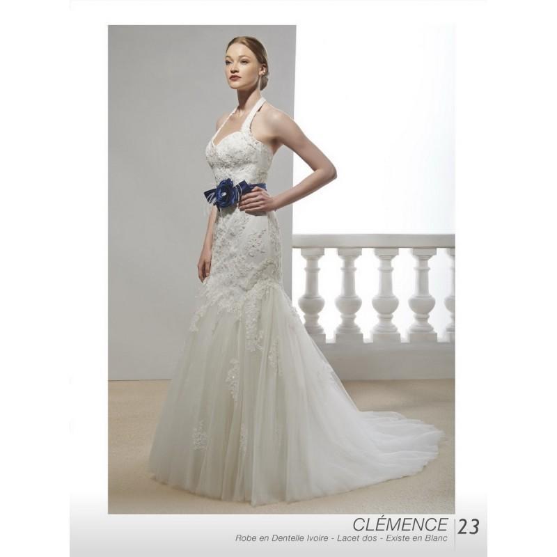 Свадьба - Robes de mariée Annie Couture 2016 - clemence - Superbe magasin de mariage pas cher