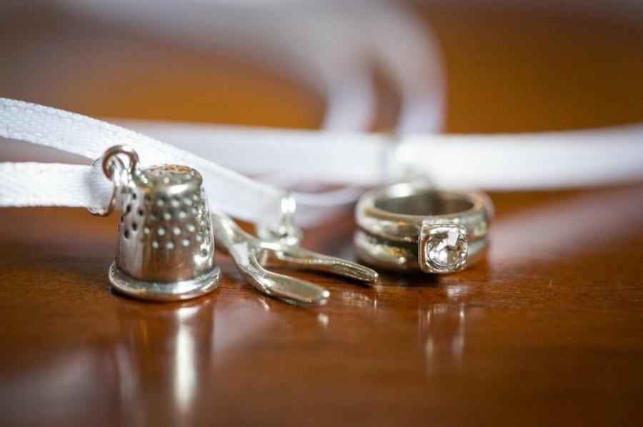 Mariage - traditional southern cake pulls.  set of six sterling silver wedding cake charms by kellylynndesigns on etsy.com