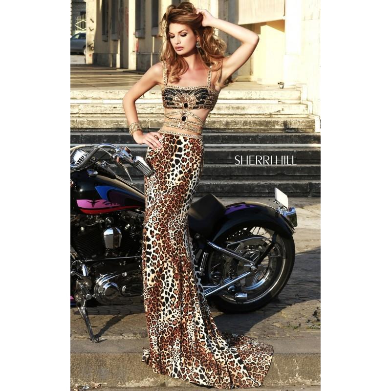 Wedding - Sherri Hill - 32101 - Elegant Evening Dresses