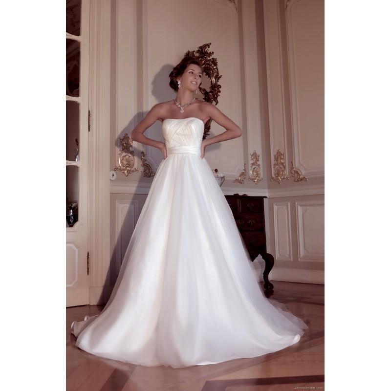Wedding - Penhalta - Cleonis - 2012 - Glamorous Wedding Dresses