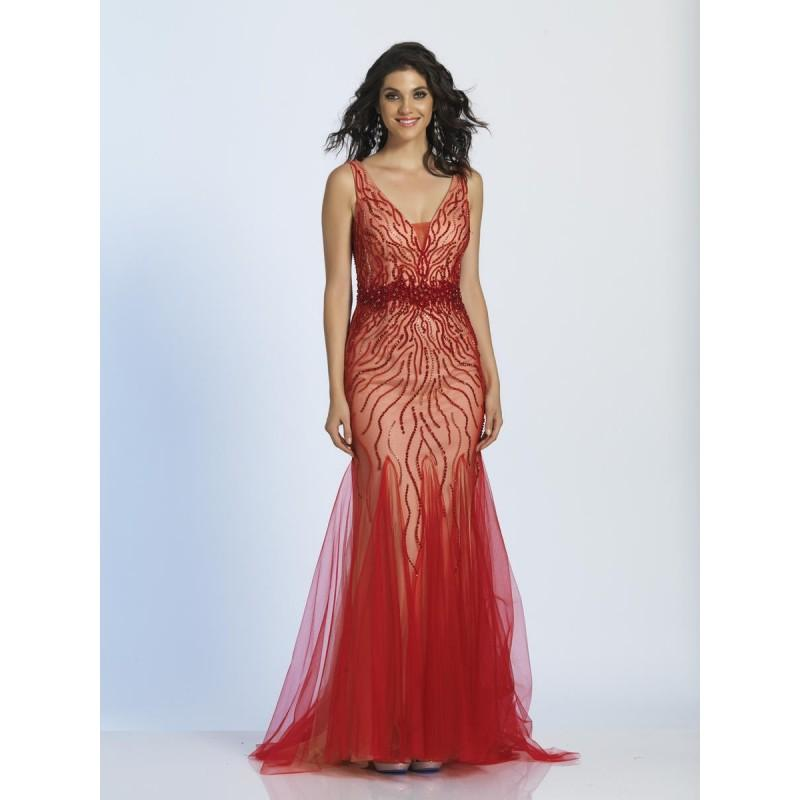 Wedding - Dave and Johnny A4934  Dave and Johnny - Elegant Evening Dresses