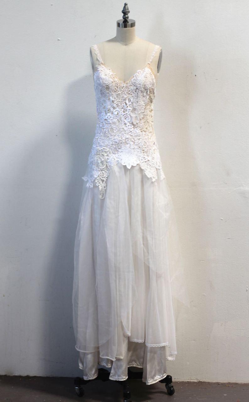 Wedding - The AsA Custom EllaMae Gown --Made to Order--