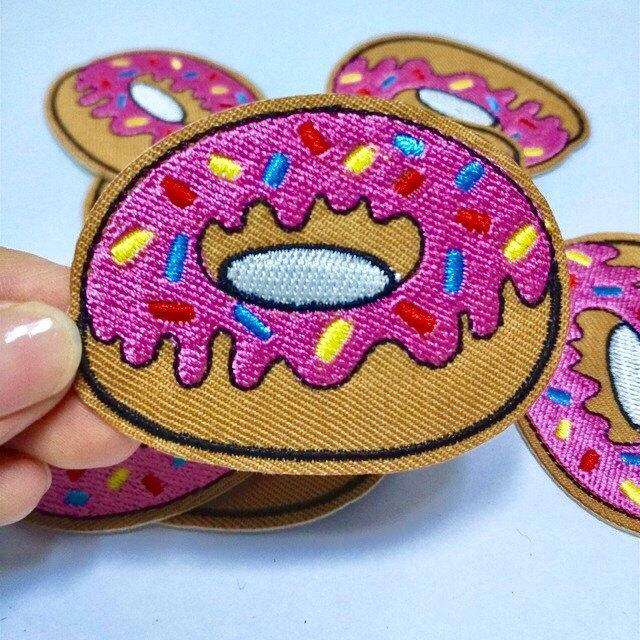 embroidered iron on applique patches