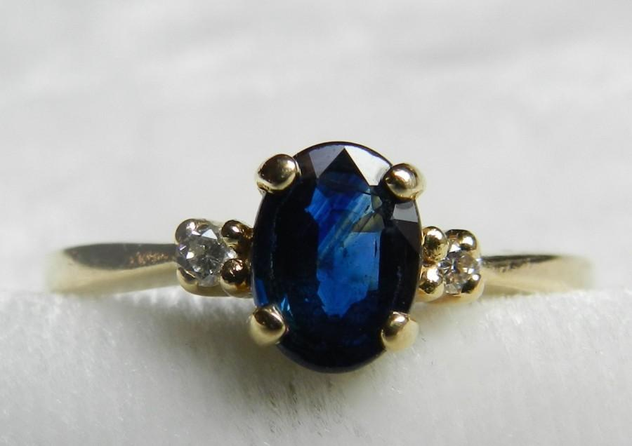 gold blue il fullxfull star zoom sapphire ring listing rose genuine
