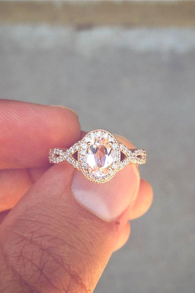 Mariage - 18 Insanely Good Colored Engagement Rings