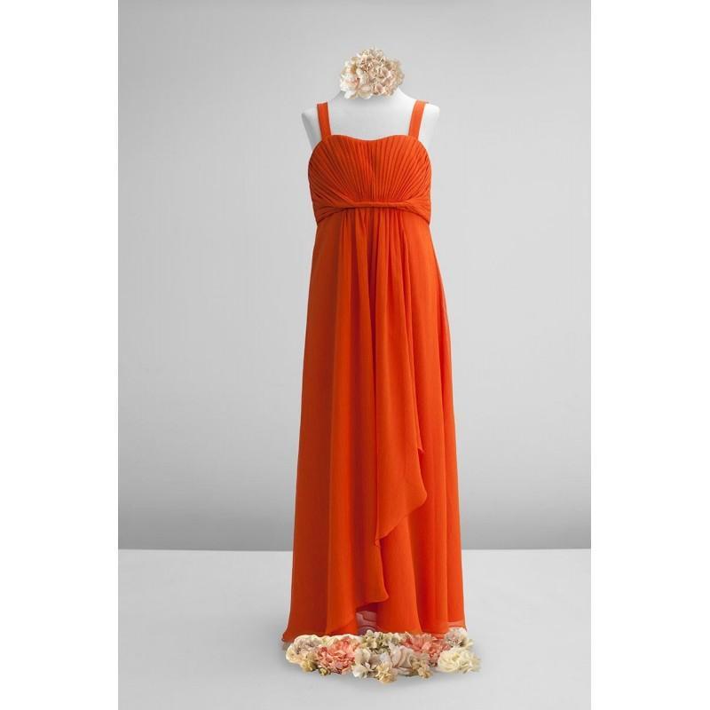 Hochzeit - Bari Jay Junior Bridesmaid - Style 20726 - Junoesque Wedding Dresses