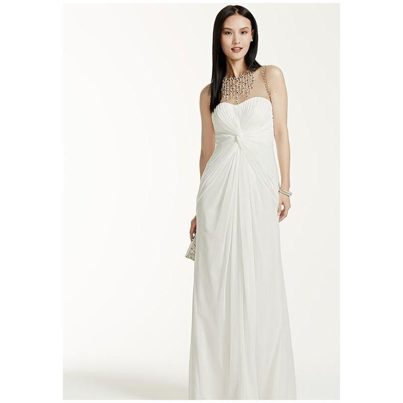 David\'s Bridal DB Studio Style 062891640 Wedding Dress - The Knot ...