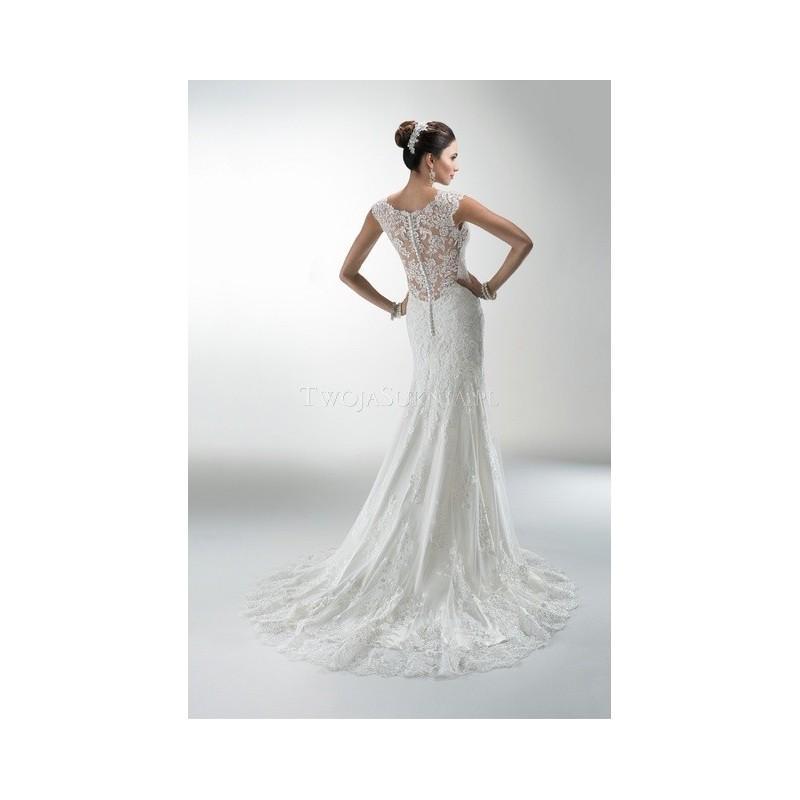 Boda - Maggie Sottero - Savannah (2015) - Melanie - Formal Bridesmaid Dresses 2017
