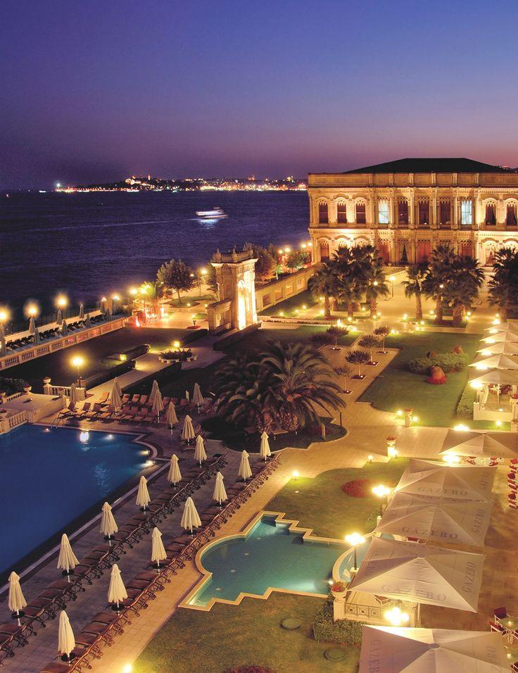 زفاف - Luxury Hotel Çırağan Palace, Istanbul, Turkey - Adelto
