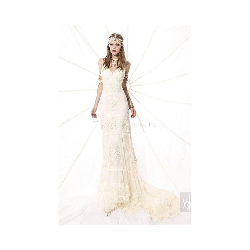 Mariage - YolanCris - Ethnic Chic (2015) - Amalia - Glamorous Wedding Dresses