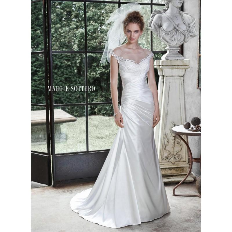 Свадьба - Sottero and Midgley Maggie Bridal by Maggie Sottero 5MN691-Roxanne - Fantastic Bridesmaid Dresses