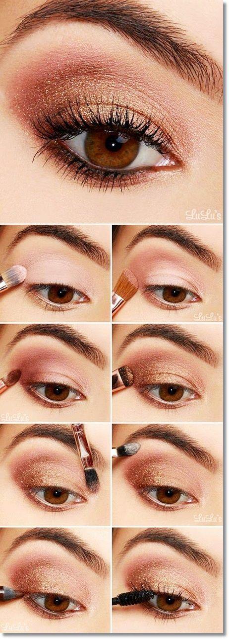 Свадьба - Beautiful Eye Makeup
