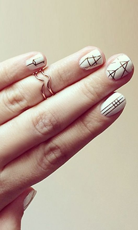 Свадьба - Nail Art Matches