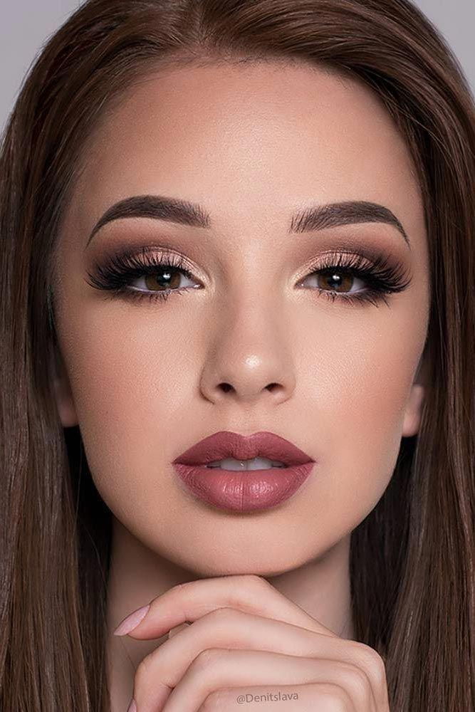 Свадьба - 21 Day To Night Makeup Ideas For Winter Season To Master Right Now
