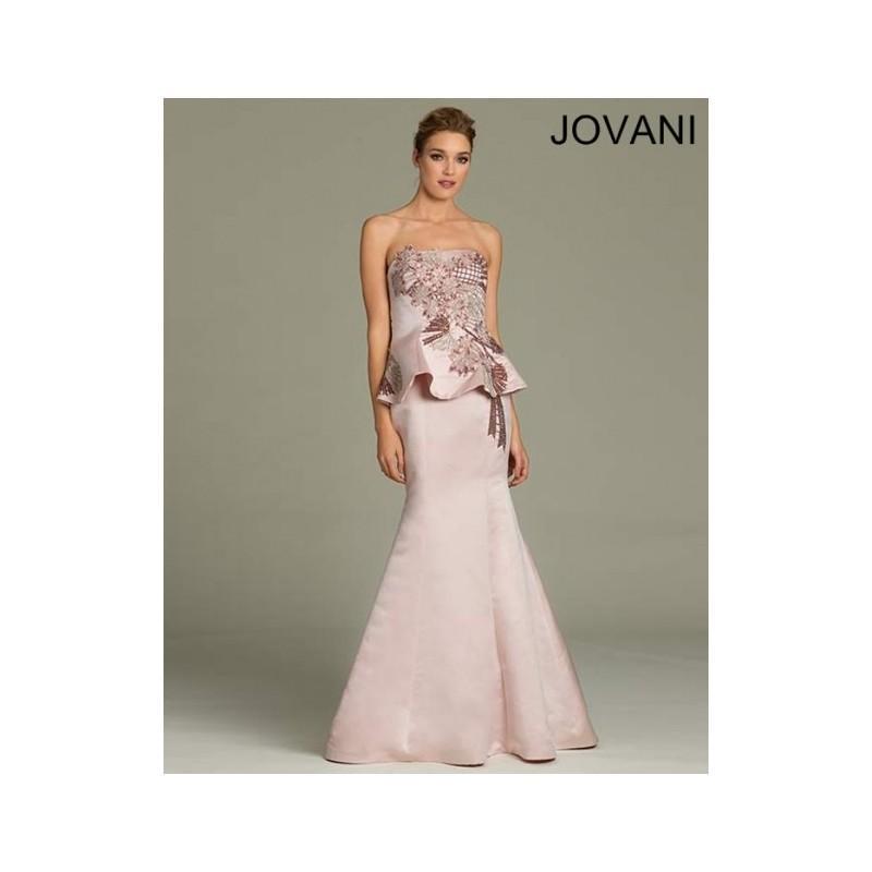 Wedding - Jovani Evening Dress 93049 - 2017 Spring Trends Dresses