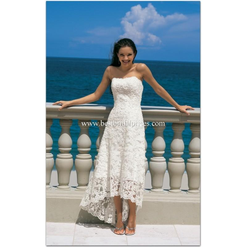 زفاف - Alfred Angelo Wedding Dresses - Style 1774NT - Formal Day Dresses