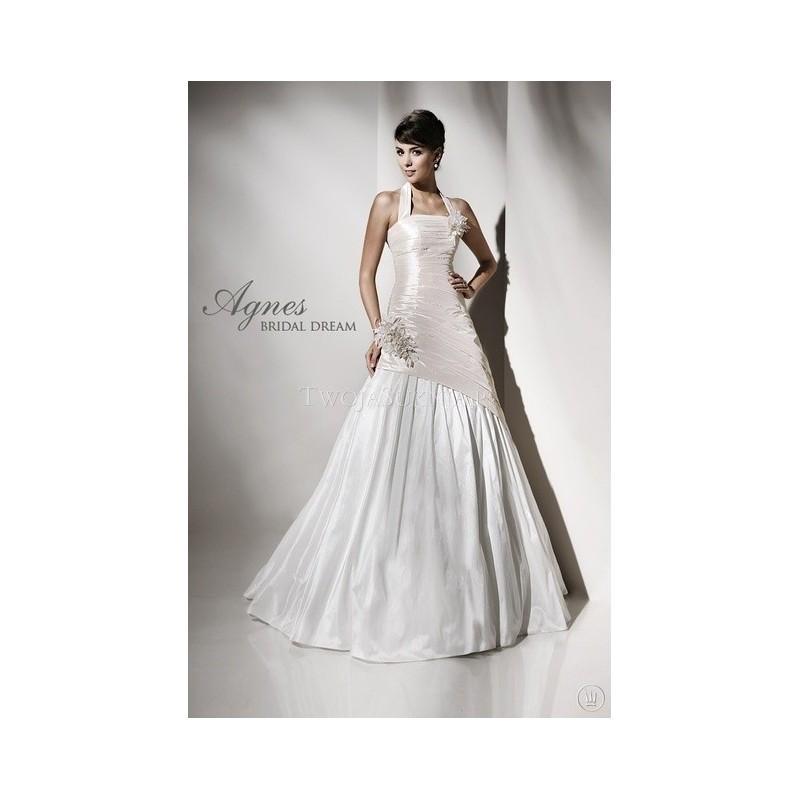 Hochzeit - Agnes - Platinium Collection (2012) - 10675 - Glamorous Wedding Dresses