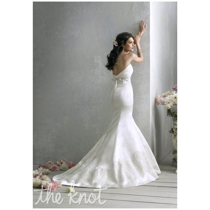 Hochzeit - Fashion Cheap 2014 New Style Jim Hjelm JH8862 Wedding Dress - Cheap Discount Evening Gowns