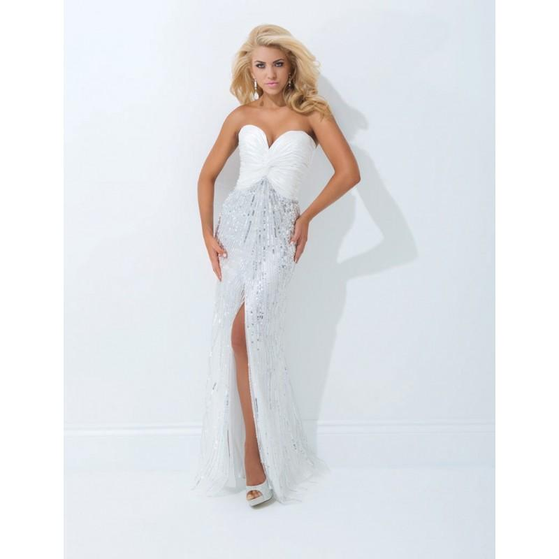 Свадьба - Tony Bowls TBE11433 Dress - Brand Prom Dresses