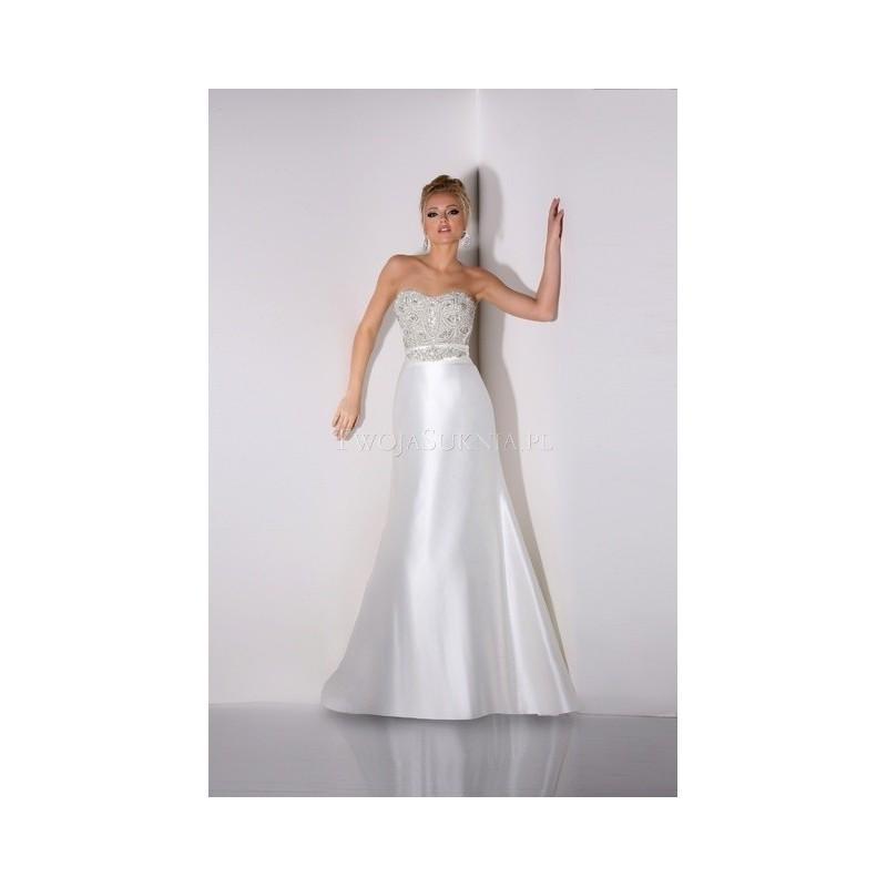 زفاف - Cristiano Lucci - Fall 2014 (2014) - 12886 Colette - Glamorous Wedding Dresses