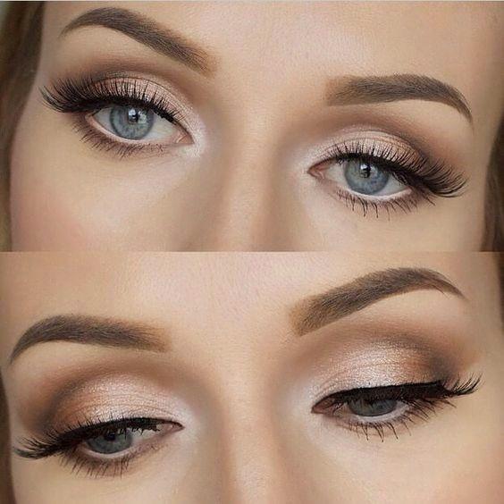 Wedding - Eye Makeup Looks