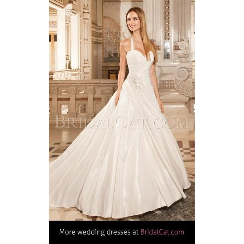 Hochzeit - Demetrios Illusions 2015 3212 - Fantastische Brautkleider