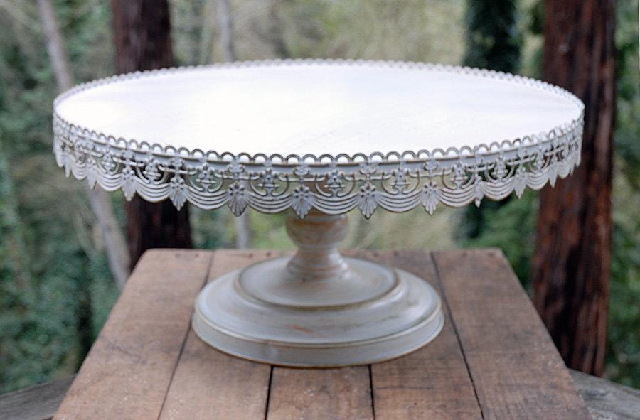Mariage - Wedding Cake Stand; Wedding Decorations; Bridal Shower Decorations