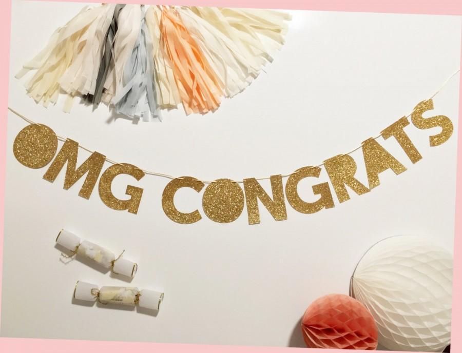 decor congratulations banner 2657394 weddbook