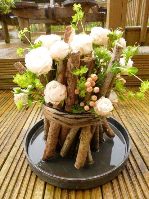 زفاف - 45 Dreamy Outdoor Woodland Wedding Ideas