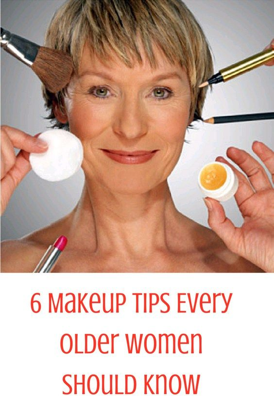Wedding - 6 Makeup Tips Every Older Women Should Know