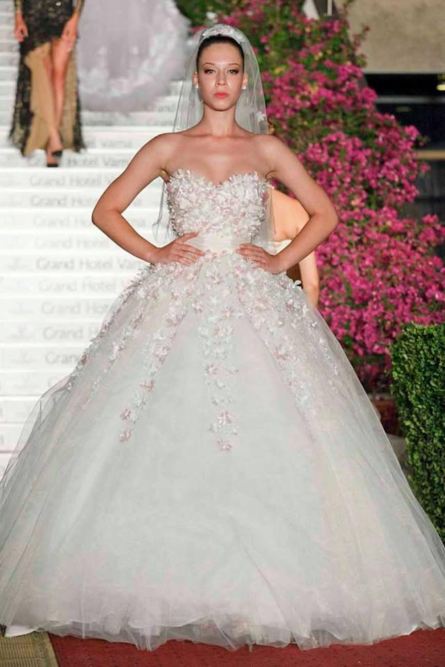 Gorgeous Wedding Ball Gown Fairy Wedding Dress Bridal Gown A Line