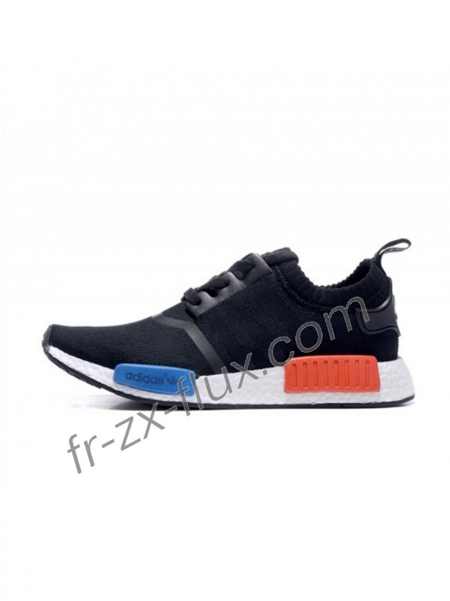 929bbfe6a2 Retrouvez Femme Adidas Originals Nmd Noir Blue Et Orange Chaussures - adidas  En Ligne