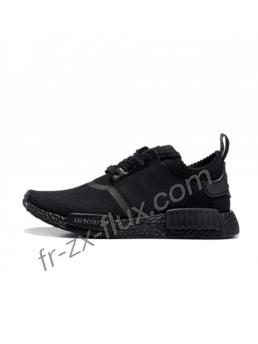 taille 40 5bed5 6113f Soldé - Femme Adidas Originals Nmd Noir Chaussures #2658003 ...