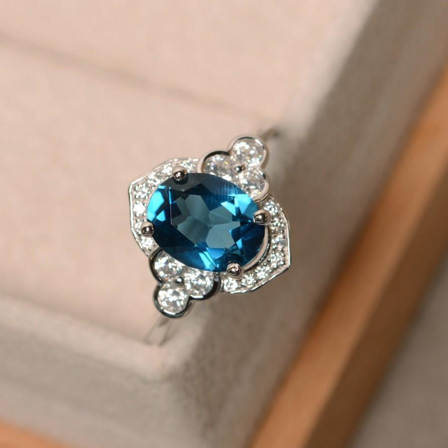 wedding ring models engagement blue colorful rings fashion stone design trends designs