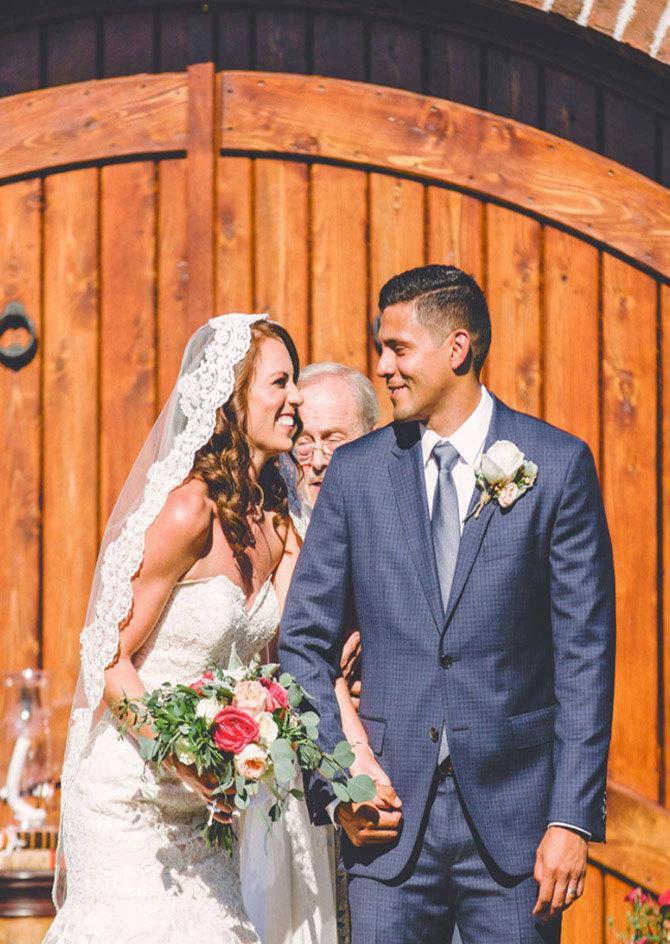 Свадьба - Mantilla Veil Wedding Veil