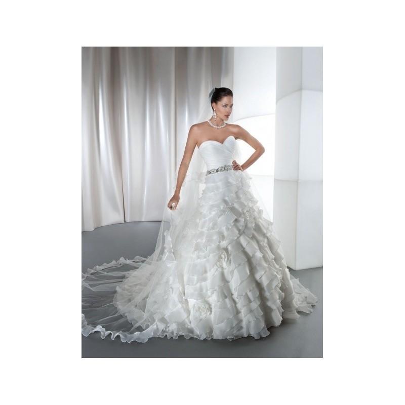 Свадьба - Demetrios Bride - Style 3195 - Junoesque Wedding Dresses