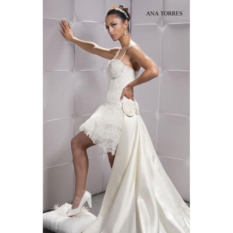 1209 (Ana Torres) - Vestidos De Novia 2017 #2658066 - Weddbook