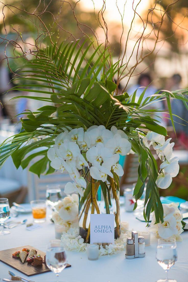 Hochzeit - Leave decor