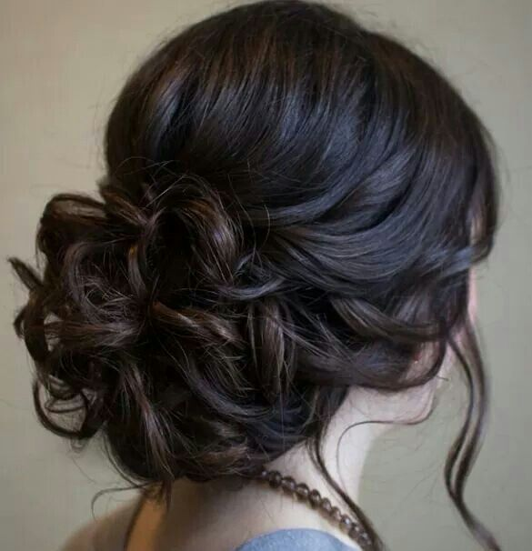 Свадьба - Bridesmaid Hair