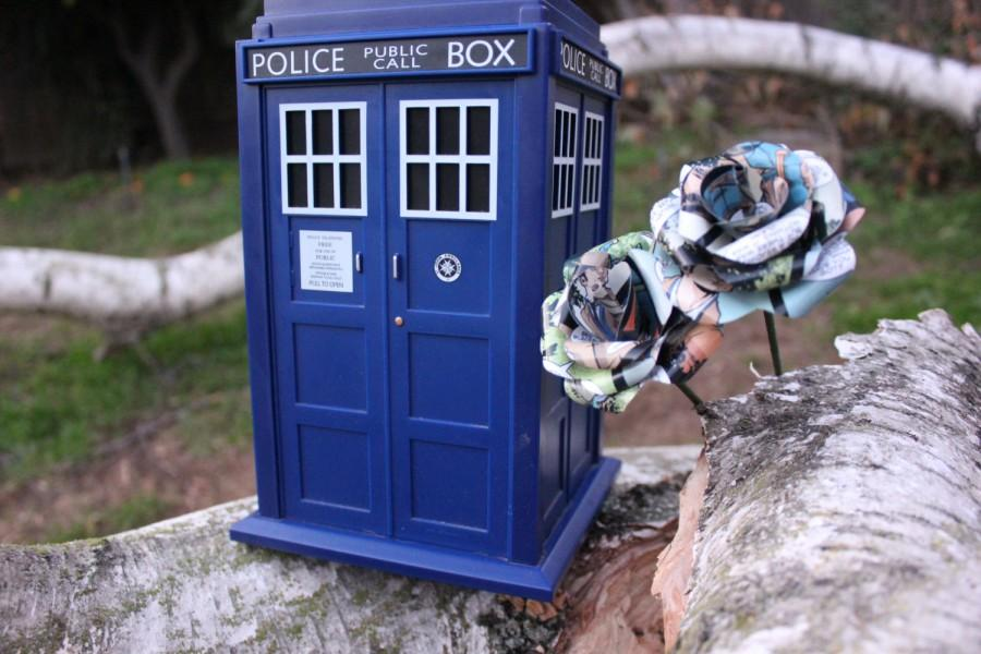 Mariage - Doctor Who Comic Book Roses Single