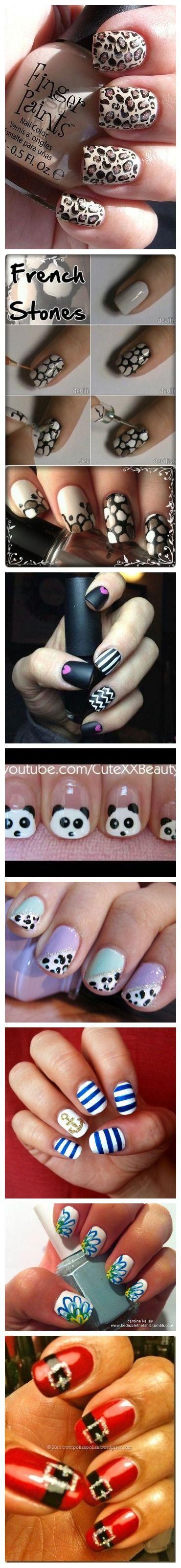 Свадьба - Gorgeous Nail Design