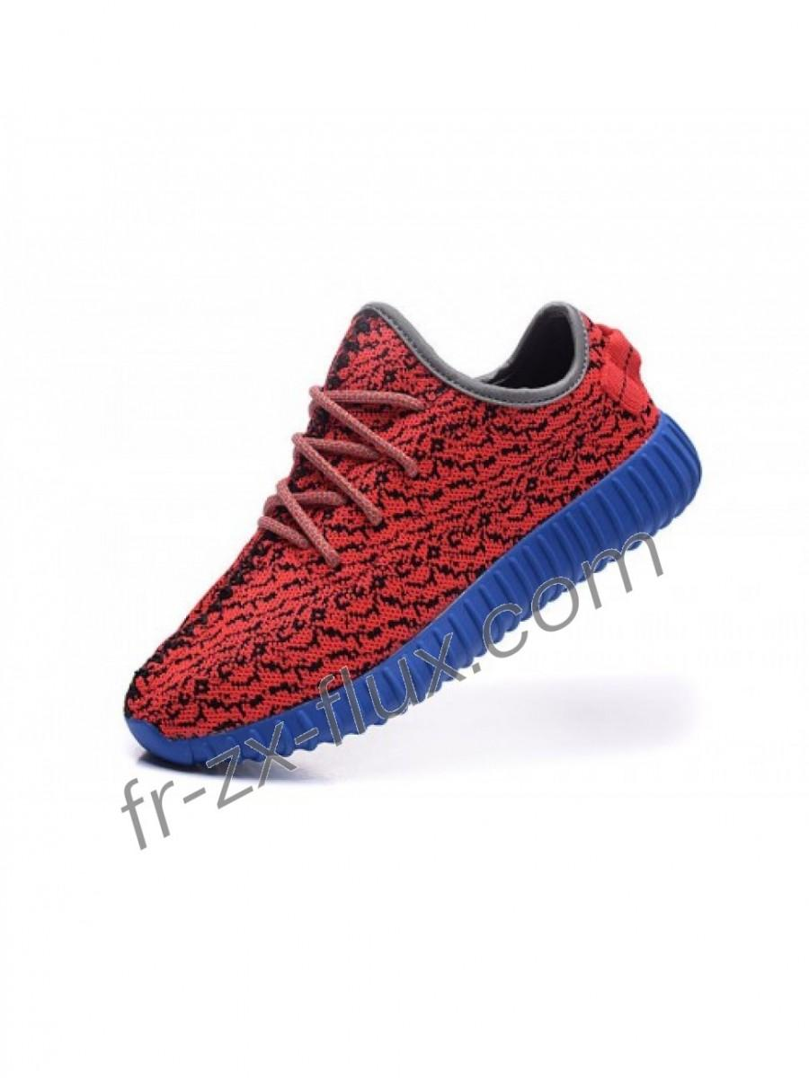 the best attitude 3bb62 bbe8d Achetez Femme Adidas Yeezy Boost 350 Rouge Chaussures