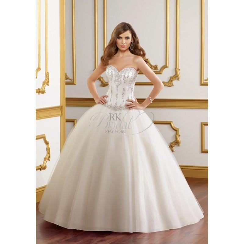 Wedding - Mori Lee Bridal Spring 2012  - Style 1819 - Elegant Wedding Dresses