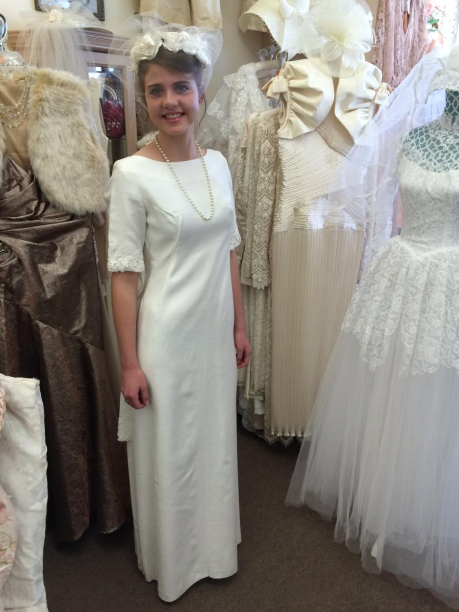 Hochzeit - 1960 Wedding Dress